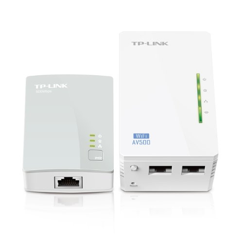 tp link av500 wi fi range extender powerline edition. Black Bedroom Furniture Sets. Home Design Ideas
