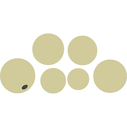 ProLogix Percussion Full Size Pro Tenor Practice Pad 6/8/10/12/13/14 Laminate Kit Tenor Drum Pads
