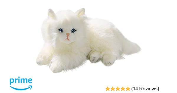 Amazon.com: Cat, Persian, 12 inches, 30cm, Plush Toy, Soft ...