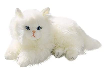 Amazon.com: Cat, Persian, 12 inches, 30cm, Plush Toy, Soft Toy, Stuffed Animal 3199: Toys & Games