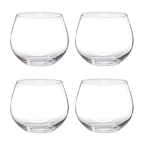 (Riedel O Wine Tumbler Oaked Chardonnay, Set of 4)