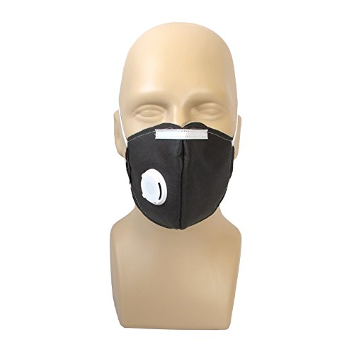 Pure Non-Scents Face Mask Hg+ (Mercury) Breathing - Vapor