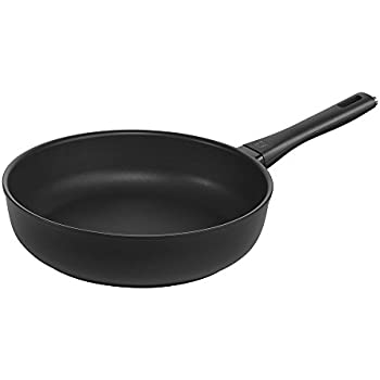 "Zwilling JA Henckels 66290-286 Madura Aluminum Deep Fry Pan, 11"", Black"
