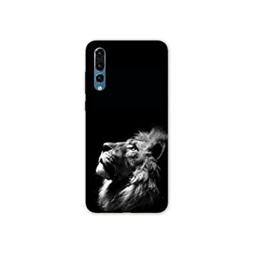 coque huawei p20 lite le roi lion