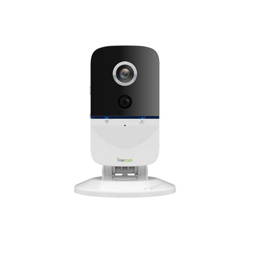 Solotech C330 Wi-Fi Cube Camera, Battery Operated, 720P by Solotech