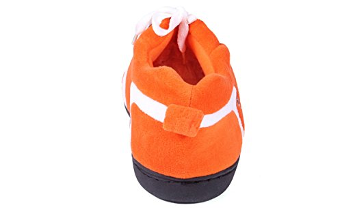 Feet Around Syracuse Orange Happy Slippers All NCAA College Womens Mens and qTzdw0T