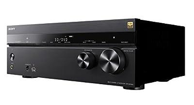 Sony 7.2 Dolby Atmos Wi-Fi Network AV Receiver Home Theater Receiver (STRDN1080)
