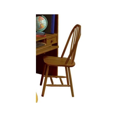 Bow Back Chair in Cherry Stained ()