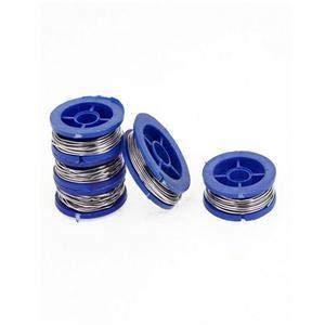 Jammas 1PCSTin Lead Rosin Core Solder Soldering Welding Wire Reel FLUX 0.8mm