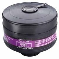 3M 453-00-01R06 Cartridge to Resist Organic Vapors/Dusts/Mists/Fumes/Asbestos/Radionuclides and Radon Daughters, Large, Black by 3M