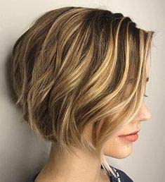 Easyouth Balayage Bob Wigs Pre Plucked Glueless Short 14 Inch Color Dark Brown Fading To Honey Blonde Highlight With Yellow Blond Remy Extensions Bob