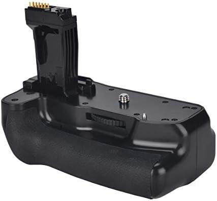 Newmowa Mango de Repuesto Battery Grip para Canon 760D/750D/IX8 ...