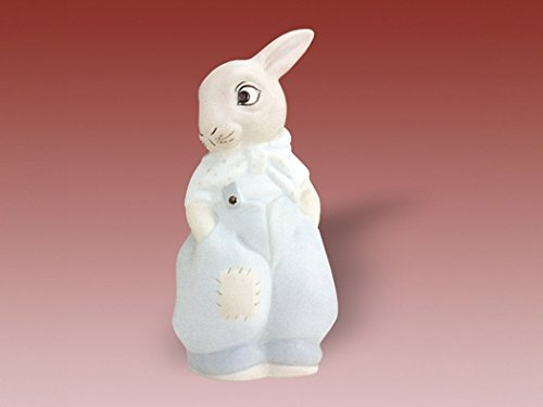 """""""Hare in Trousers"""" Royal Dux Porcelain Figurine"""
