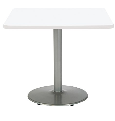 KFI Seating T42SQ-B1922-SL-D354 Mode Square Top Multipurpose Table, 29