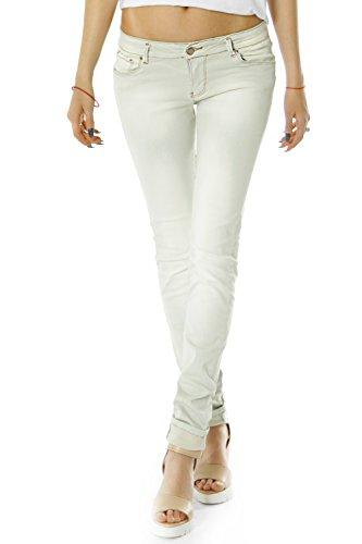 j05ab jean Clair pantalon Gris skinny femmes jean pour en Bestyledberlin 40nzqSa4