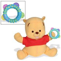Fisher-Price Pooh Babies: Magic Rattle Pooh