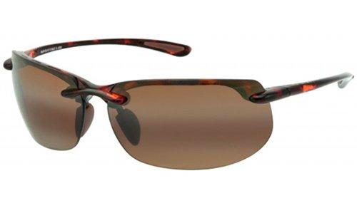 Maui Jim Banyans Sunglasses - Tortoise Frame - HCL Bronze Lens