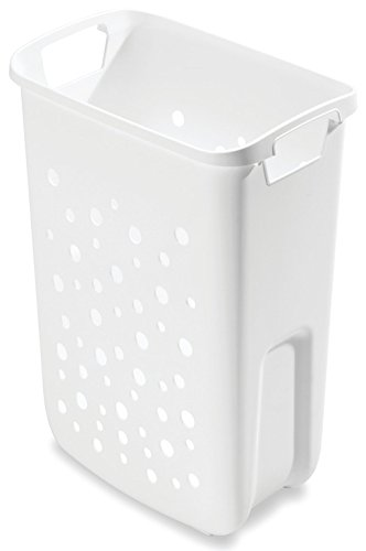Hafele Laundry Hamper - Hafele Laundry Hamper Replacement Basket, for Laundry Hampers Hailo 45 and 60 (White)