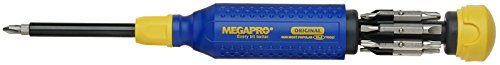 Megapro 151NAS-CS 15-In-1 Original NAS Driver, Blue/Yellow