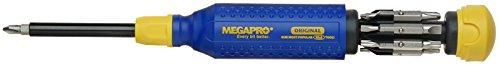 Megapro 151NAS-CS 15-In-1 Original NAS Driver, Blue/Yellow ()