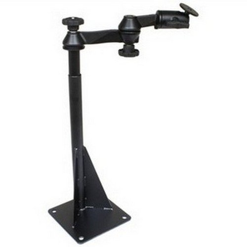 RAM Mounts (RAM-VBD-122-NT) Universal Drill-Down Laptop Mount. Swing Arm Connects to 2.5'' Diameter Ball Base. by RAM MOUNTS