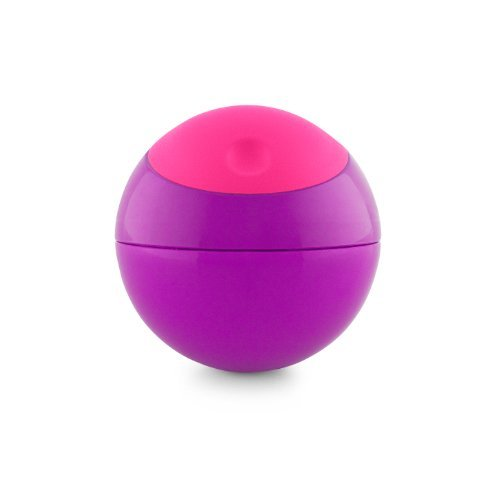Boon Snack Ball Snack Container,Pink/Purple Color: Pink/Purple NewBorn, Kid, Child, Childern, Infant, Baby
