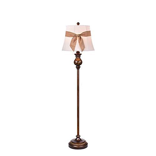 Lámpara de pie Industrial Retro la del cabecera Dormitorio eHYW9IbED2