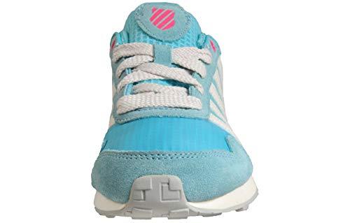 Donna K Blu swiss Blue Sneaker P8rBT8