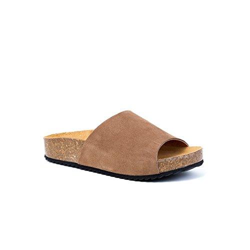 Plakton Marrone sandali Sabot sandali Donna Plakton Donna Plakton Sabot Marrone Donna sandali Sabot 6S6qR