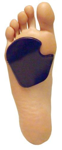 Dancers Professional Gel Foot Pad (Set, left/right) (Hunter Green)