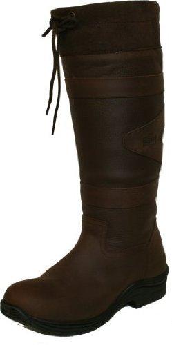 black size 41 Uk brown 7 Eu Toggi Canyon Black Boots brown 6xEqnf7w