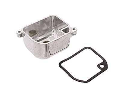 bvf flotador Chasis con tornillo de cierre + Junta para bvf de carburador 16 N1,