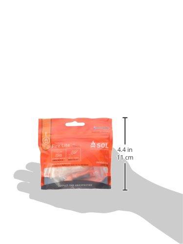 Sol Kit Allume Feu Survive Outdoors Longer Fire Lite 4