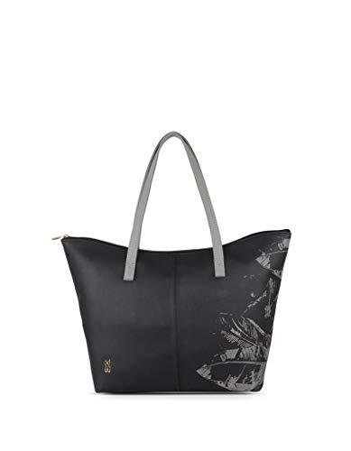 Baggit Women #39;s Shoulder Bag  Black   U 1