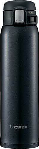 Zojirushi Stainless Steel Vacuum Insulated Mug, 20-Ounce, Silky Black