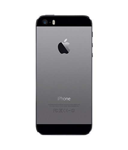 apple iphone 5s 16gb gsm unlocked space gray certified. Black Bedroom Furniture Sets. Home Design Ideas