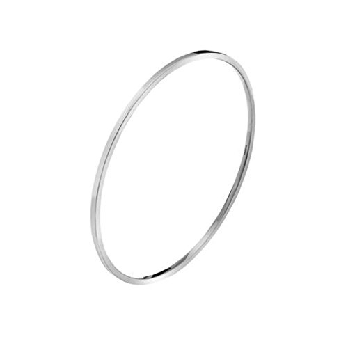 9ct or blanc carré Bracelet