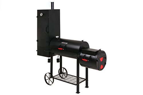 Laguna Grills GS-71 Big Papa Double Chamber Smoker