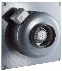 Vortice CA125W Metal centrífugo varilla para ventiladores de pared