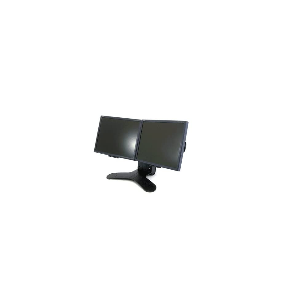 Ergotron 33 299 195 Multi Monitor Desk Stand Black Constant Force lift technology Computers & Accessories
