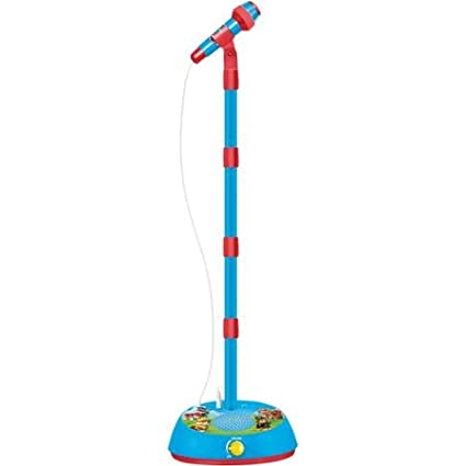 First Act Nickelodeon Paw Patrol Mic and Amp PP425, Blue