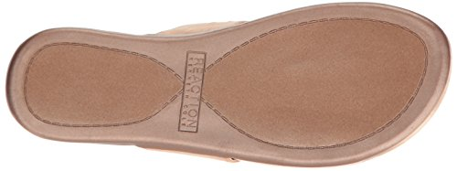Rose Gal Slim Kenneth REACTION Women's Flat Cole Sandal fwax0