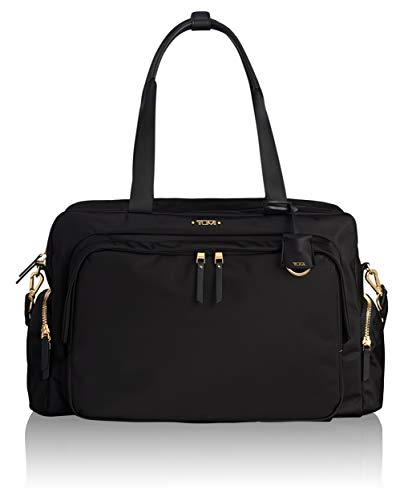 TUMI - Voyageur Colina Duffel Bag - Shoulder Strap Tote Bag  for Women - Black - Tumi Duffle Bag