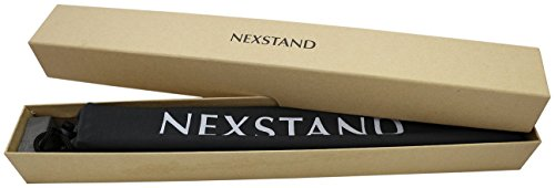 -[ Nexstand, Travel Laptop Stand,Foldable & Adjustable Notebook Holder. 8 Height Options, Eye-L