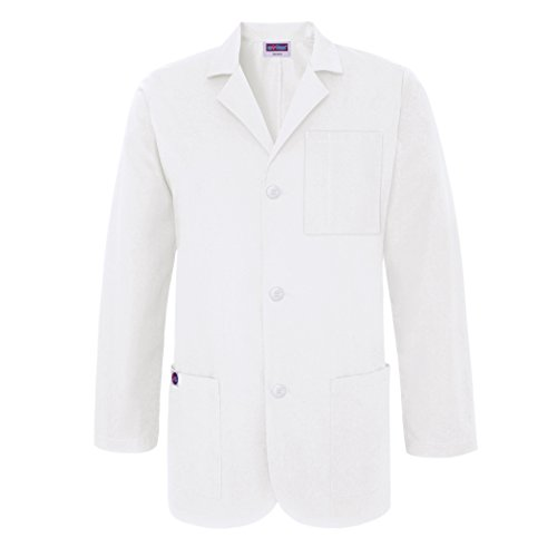 Unisex Basic Lab Coat - 7