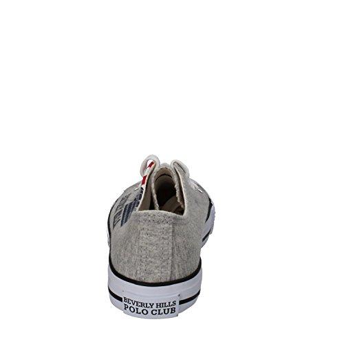 BEVERLY HILLS POLO CLUB Sneakers Bambino Grigio Tessuto