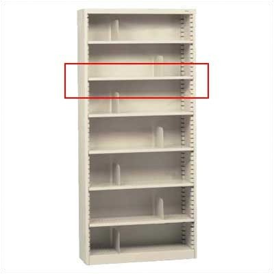 Extra Deep Shelf for KD Units Color: Light Grey - Kd Units
