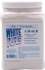 Chris Christensen White Ice Chalk 22oz