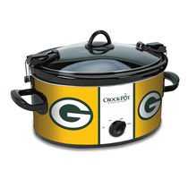 Official NFL Crock-pot Cook & Carry 6 Quart Slow Cooker – Green Bay Packers Review