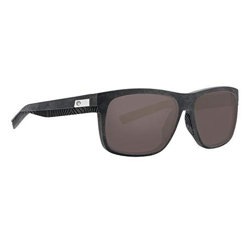 Costa Del Mar Costa Del Mar UC200GOGGLP Baffin Gray 580G Net Gray w/Black Rubber Baffin, Net Gray w/Black Rubber, Gray 580G for $<!--$136.50-->